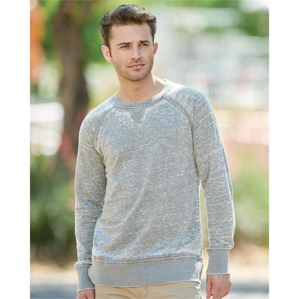 J. America Vintage Zen Fleece Crewneck Sweatshirt