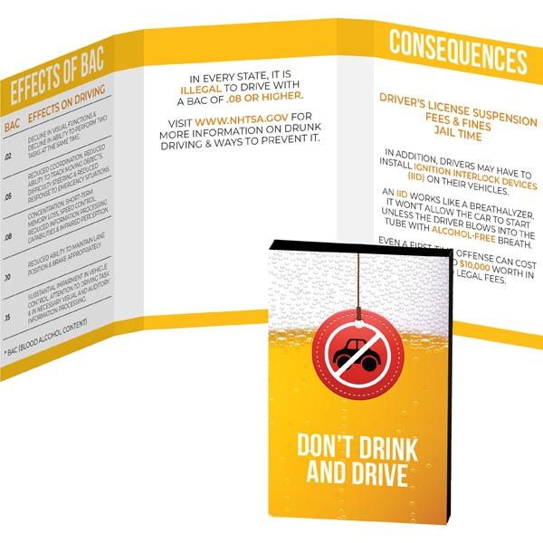 Awareness Tek Booklet with SPF 30 .5 oz