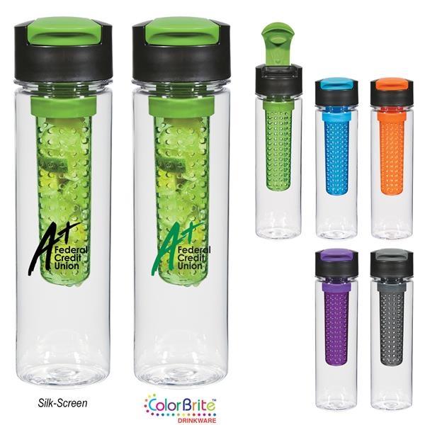 24 Oz. Tritan Fruit Fusion Breeze Bottle