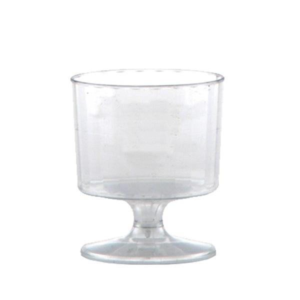 2oz Plastic Goblet