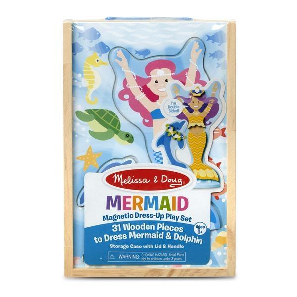 Mermaid Magnetic Pretend Play Set