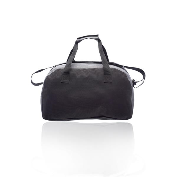 Executive Two-Tone Duffel Bags