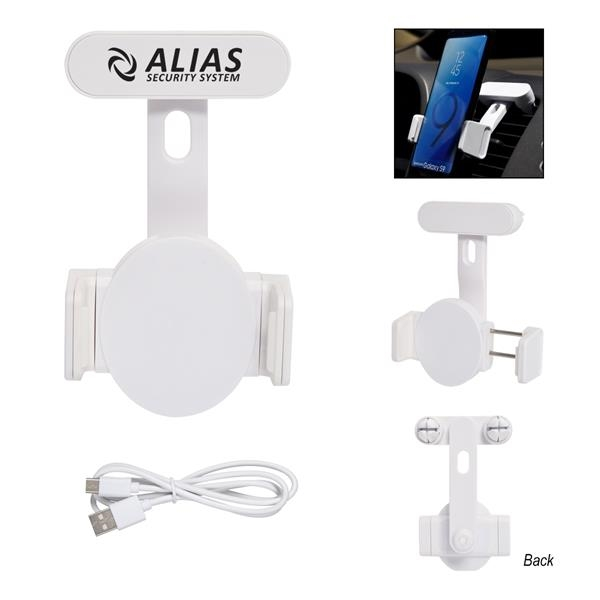 Rotator Auto Vent Wireless Charger