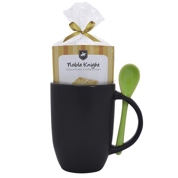 12 Oz. Spooner Mug With Mug Cake