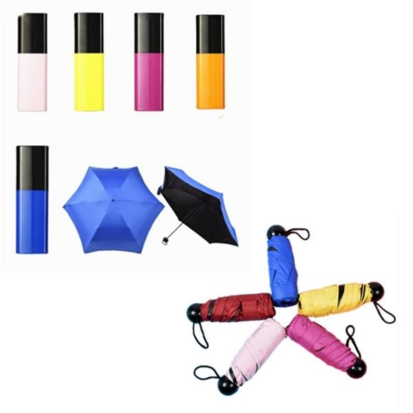 Mini Folding lipstick Umbrella