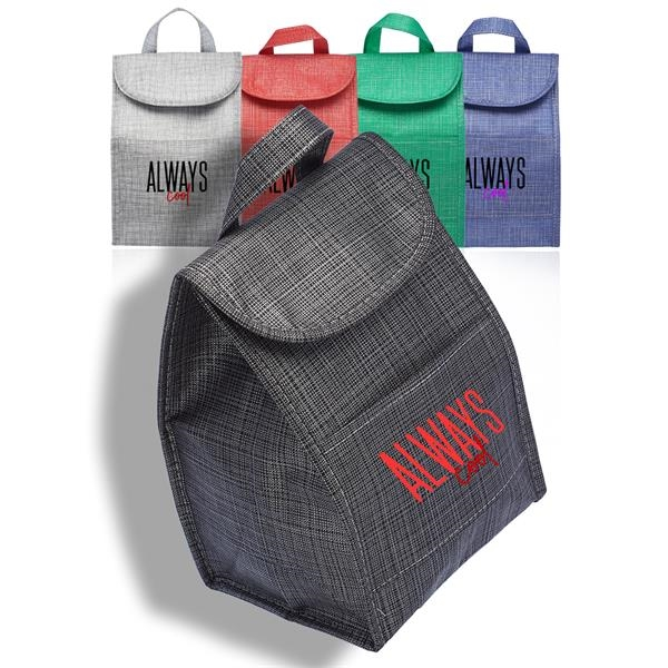 Shimmer Insulated Lunch Bags
