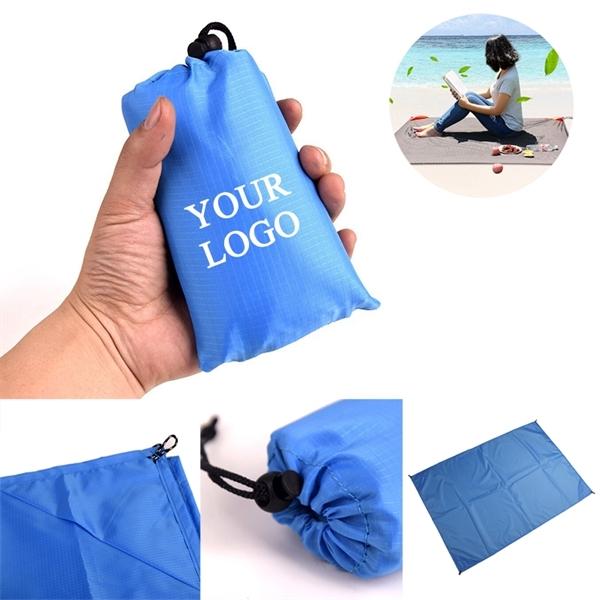 Custom Waterproof 210T Picnic Blanket Mat