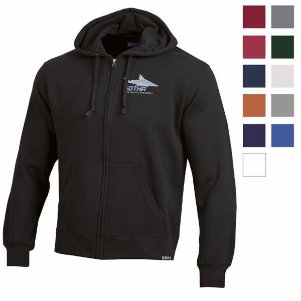 Gear for Sports® Big Cotton Full Zip Hood