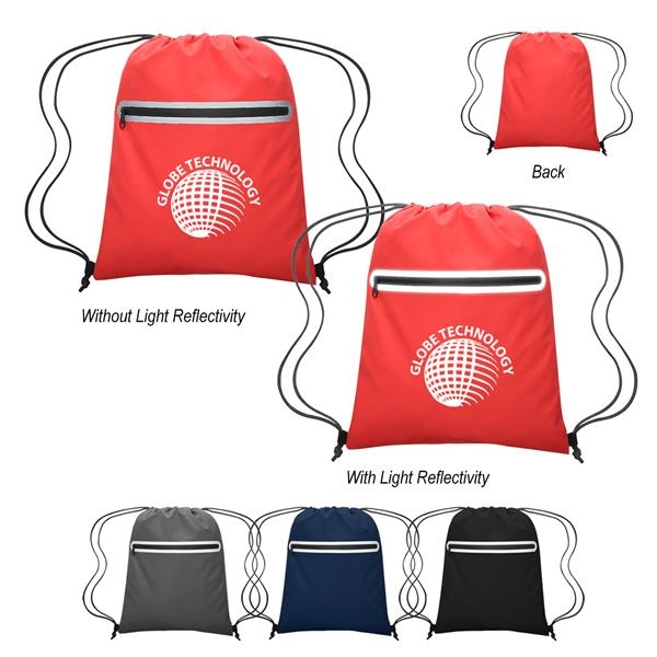 Farsight Reflective Drawstring Sports Pack