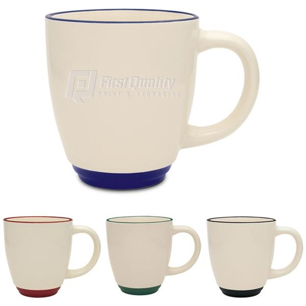 Diplomat Collection Mug - Etched