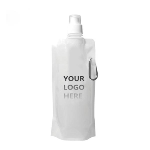 17OZ Foldable Water Bottle
