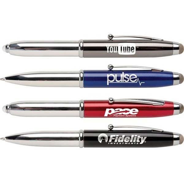 T. Macy Triple Function Pen