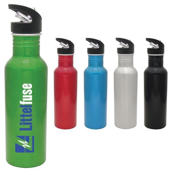 Aluminum Hiker Collection Water Bottle