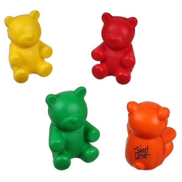 Gummy Bear Stress Ball