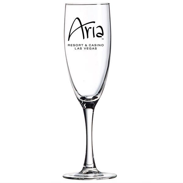 5.75 oz. ARC Nuance Champagne Flutes