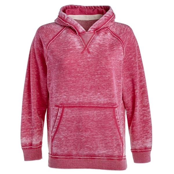 J. America Youth Vintage Zen Fleece Hooded Sweatshirt