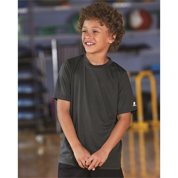 Russell Athletic Youth Core Performance Short Sleeve T-Shirt