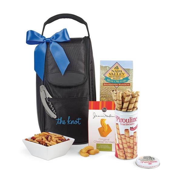 Everything But The Wine Gourmet Tote