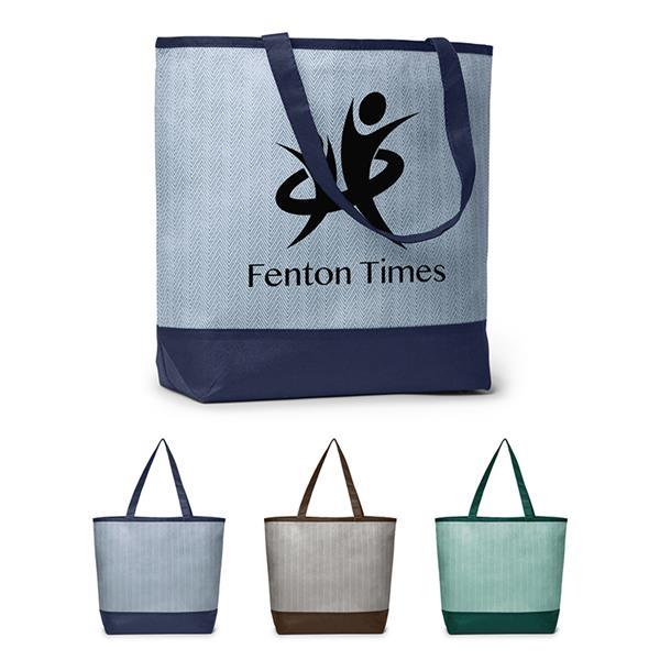 Delphine Non-Woven Tote Bag
