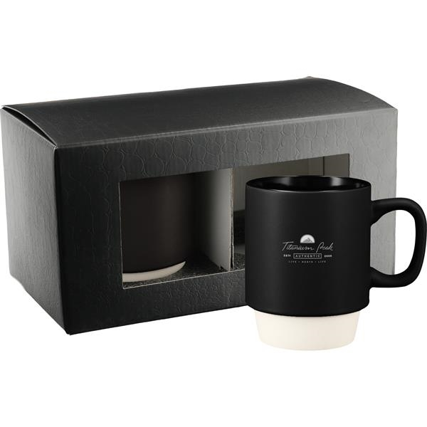 Arthur Ceramic Mug 2 in 1 Gift Set