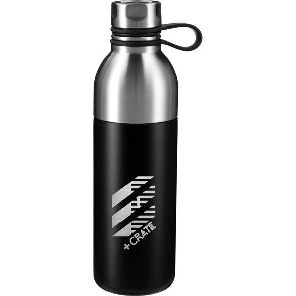 Koln Copper Vacuum Insulated Bottle 18oz