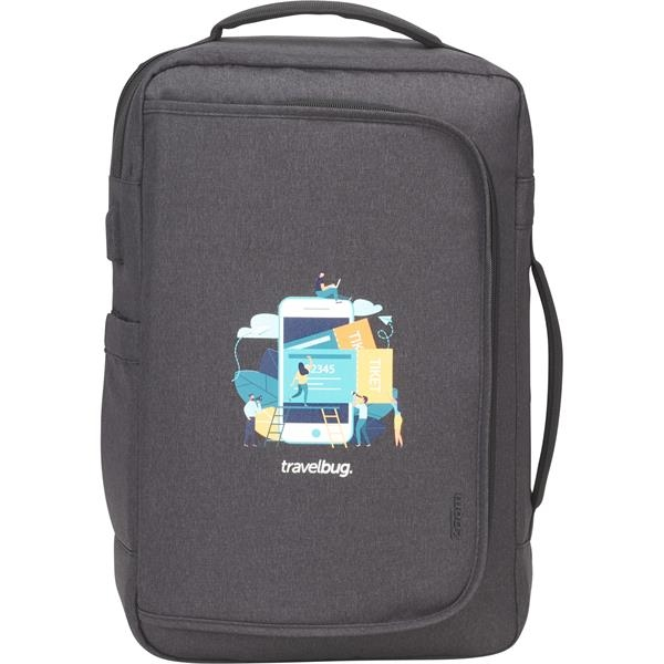"""Zoom Guardian Security 15"""" Computer Backpack"""