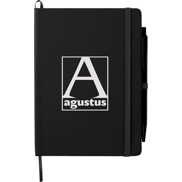 """5"""" x 7"""" Prime Notebook With Pen"""