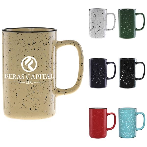 Tall Camper Collection Mug