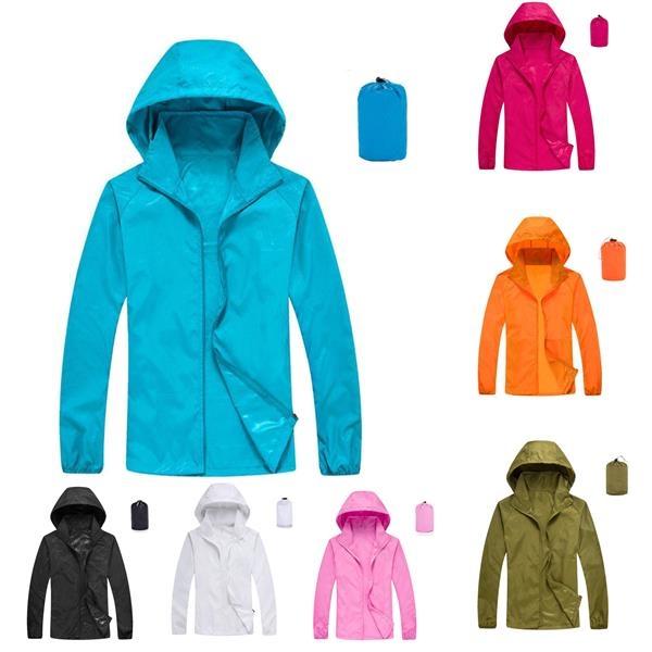 Quick Dry Windproof Skin Coat