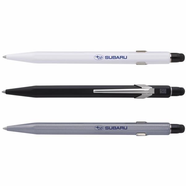 Caran D'Ache PopLine Stylus Metallic Pen