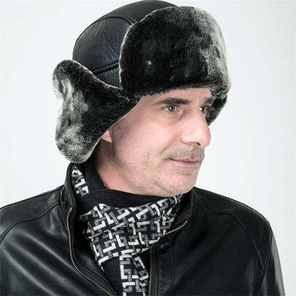 Trooper Hunting Ski Hat for Men