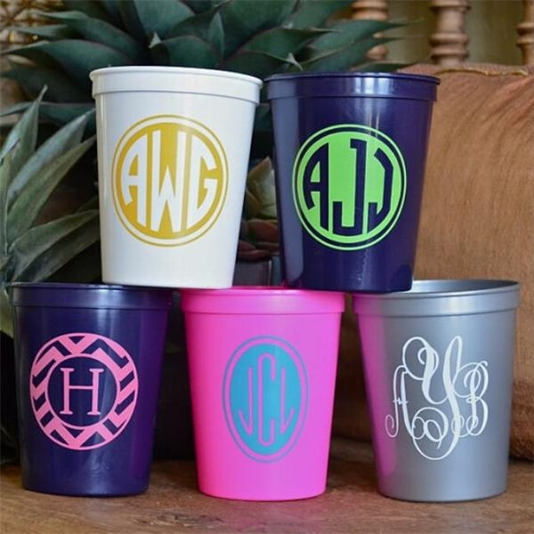 12oz PP Stadium Cup Party Cup