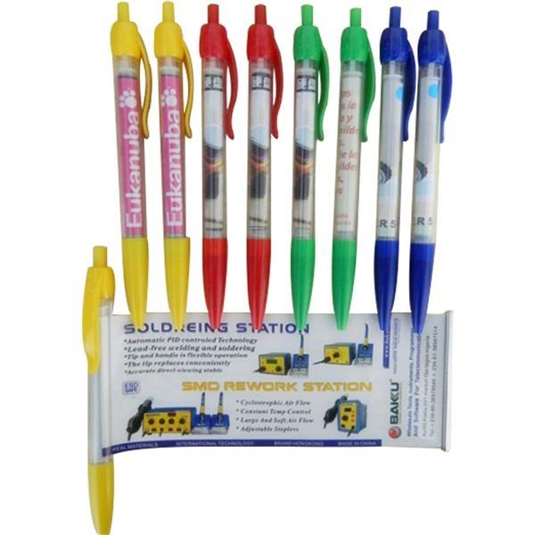 Advertising Banner Ballpoint Pen