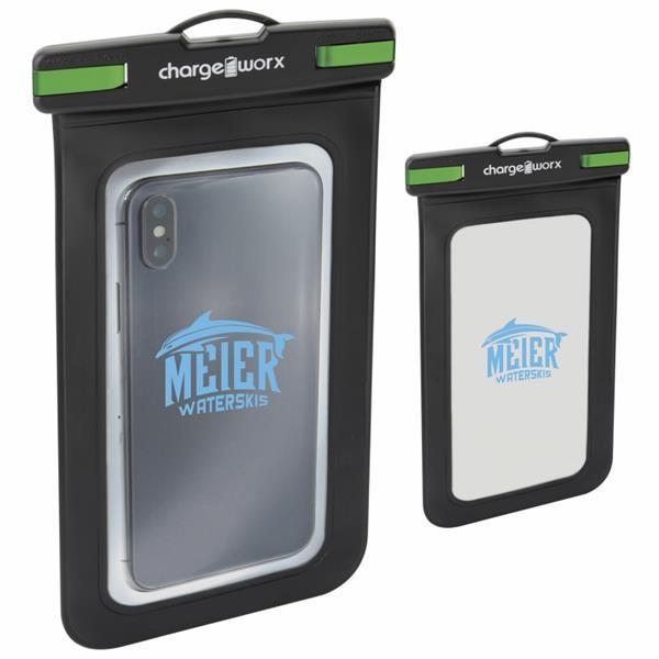 Chargeworx® Waterproof Smartphone Sleeve
