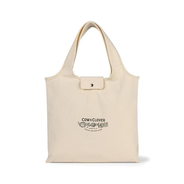 Willow Deluxe Cotton Packable Tote