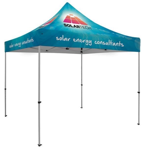 Premium Aluminum 10' Tent Kit (Dye-Sublimation)