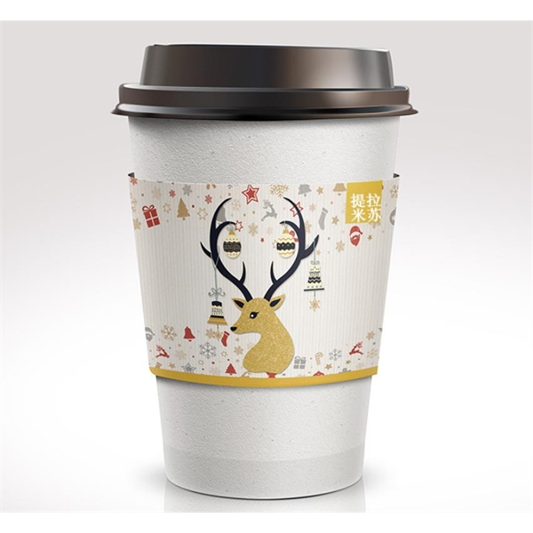 Paper coffee cups- 14 OZ