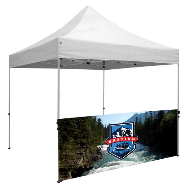 Premium 10' Tent Half Wall Kit (Dye-Sublimated, 2-Sided)