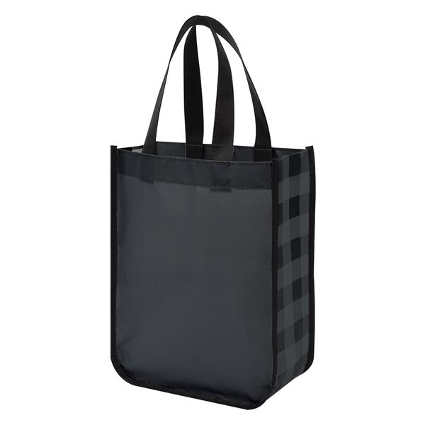 Northwoods Laminated Non-Woven Tote Bag