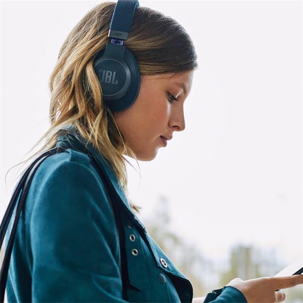 JBL LIVE Wireless Over-Ear NC Headphones