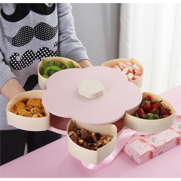 Sitting Room Nut Fruit Bowl Snack Candy Box Custom