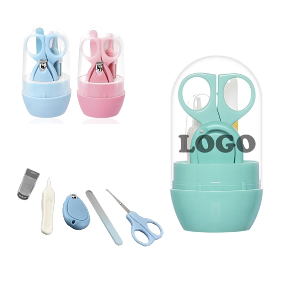 4 in 1 Children Manicure Kit