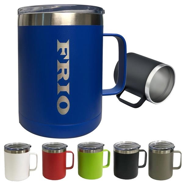 14 oz Insulated Camping Mug