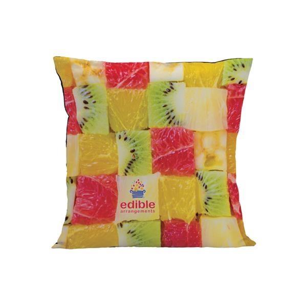 Dye-Sublimated Pillow Case