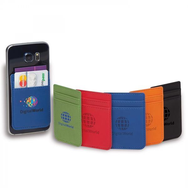 DONALD RFID SMARTPHONE CARD HOLDER