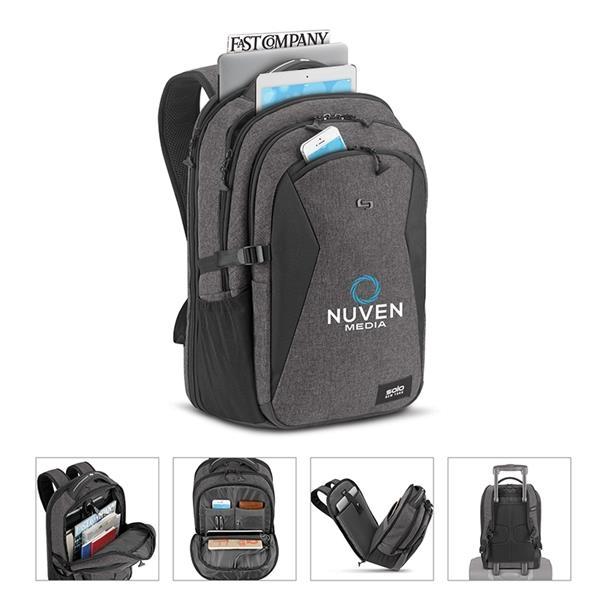 Solo® Unbound TSA Backpack
