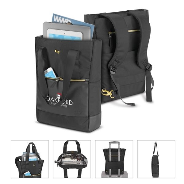 Solo® Parker Hybrid Backpack Tote