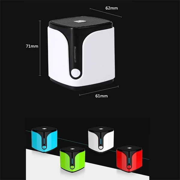 Portable Wireless HD Sound Bass Mini Speaker