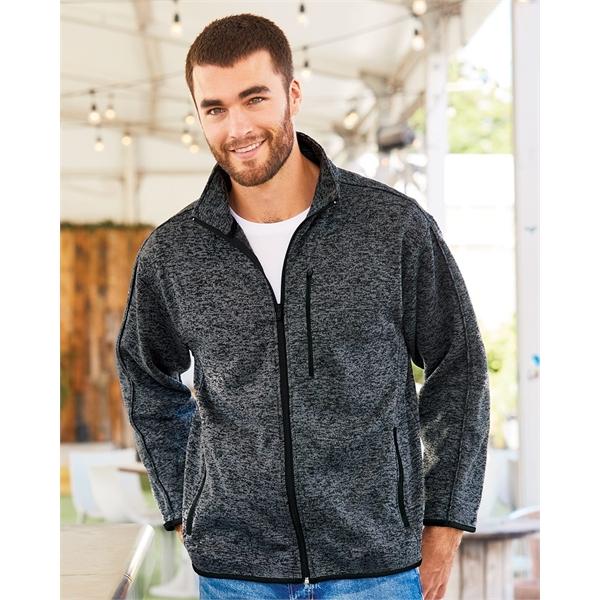 Burnside Sweater Knit Jacket