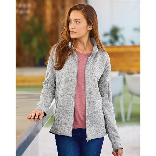 Burnside Women's Sweater Knit Jacket